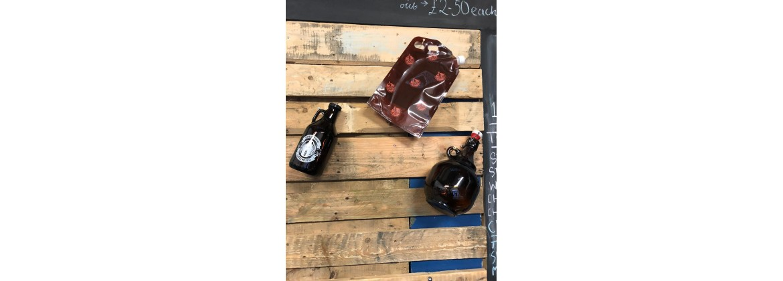 Beer Bags & Growlers
