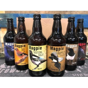 Magpie mixed case of 12