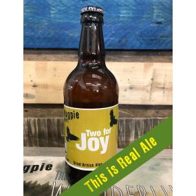 Two for Joy single bottle