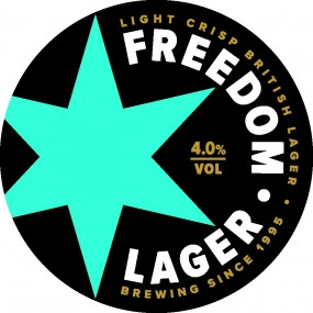 Freedom Lager Minikeg