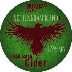 Magpie Cider - Nottingham...
