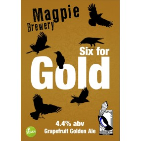 Six For Gold 10L Polypin